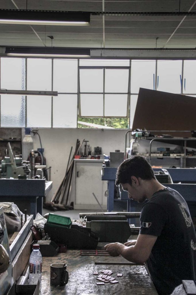 Ateliers Robin-Aircraft Fly'in metallerie