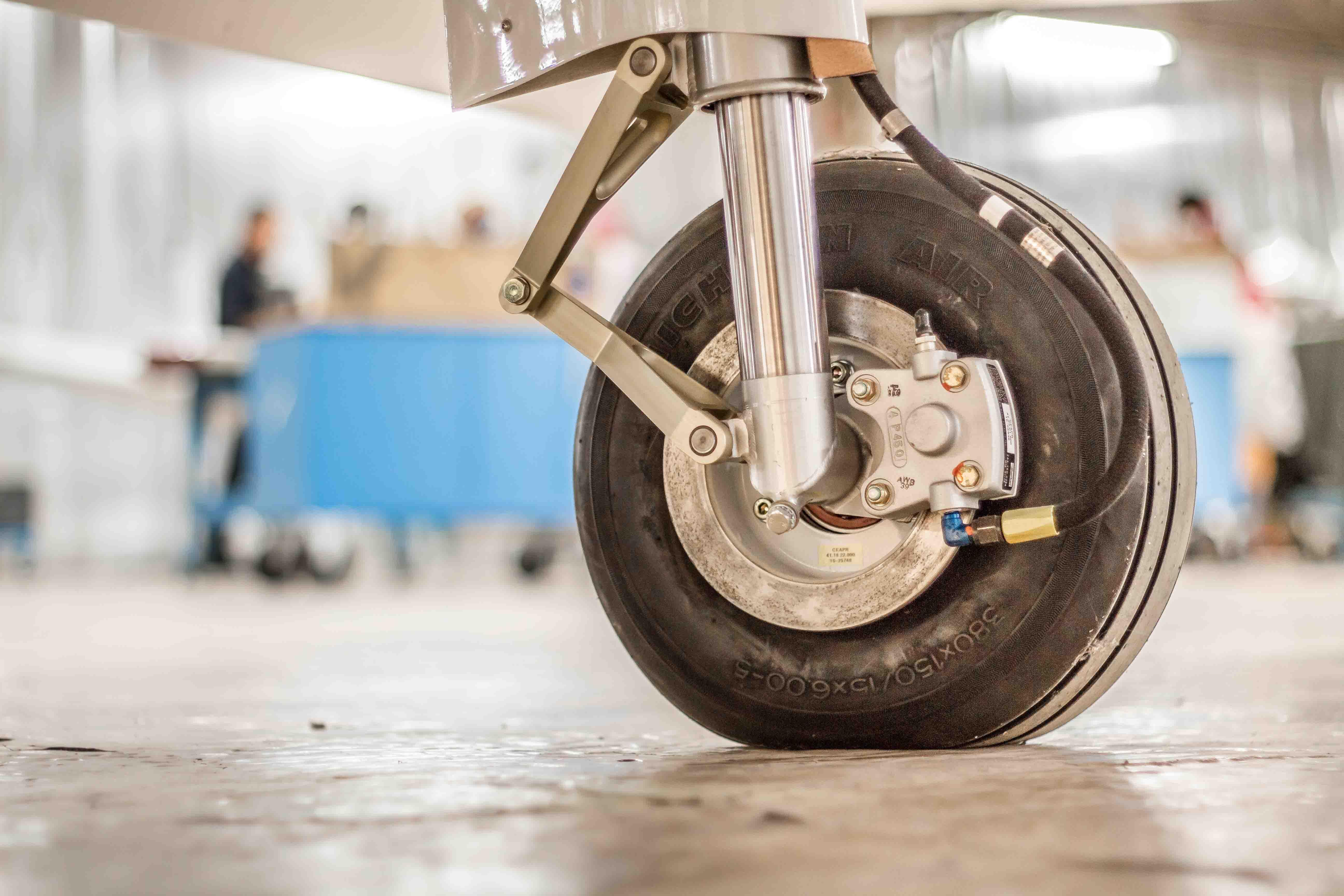 Freins, Robin-aircraft, DR400, DR401, Feu, Freinage, Astuces, Ateliers