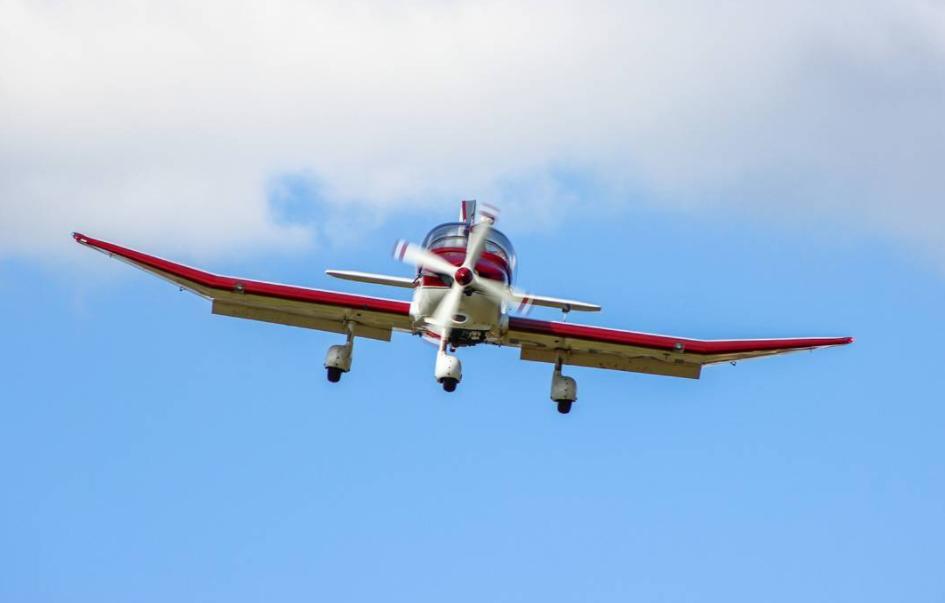INSTAGRAM: jasparpaulus LEVERKUSEN DR400 Robin Aircraft