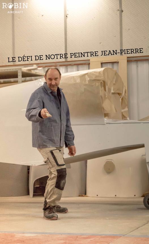 Défi Décor DR401 Robin Aircraft Peinture Concours